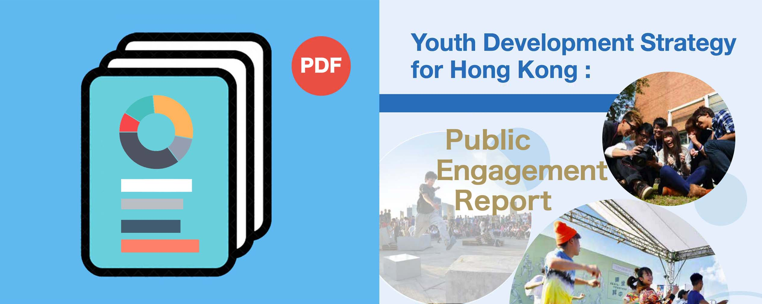 Youth Development Strategy for Hong Kong: Public Engagement Report