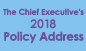 The Chief Executive's 2018 Policy Address